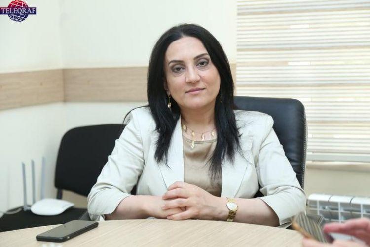 """Sevinc Orucova: """"İmkanım olsaydı Raquf Orucovun məzarını köçürərdim"""" –  Müsahibə"""