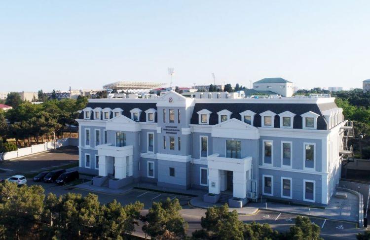 Prezident Suraxanı Rayon Məhkəməsinin yeni binasının açılışında -  Yenilənib