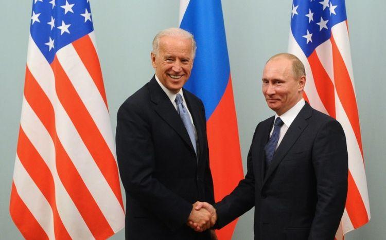 Bayden Putinlə müzakirə edəcəyi mövzunu açıqladı