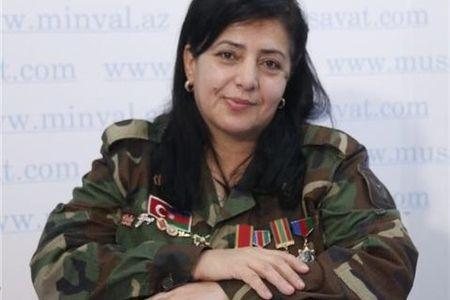 Deputat Qarabağ qazisi Rüxsarə Cumayeva ilə bağlı hökumətə müraciət etdi