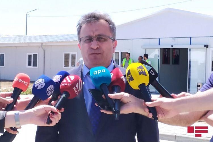 Horadiz-Mincivan-Ağbənd avtomobil yolunun istifadəyə veriləcəyi tarix açıqlanıb