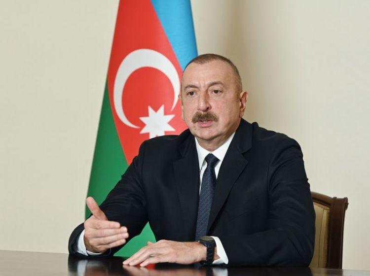Prezident İlham Əliyev  ÇAĞIRIŞ ETDİ