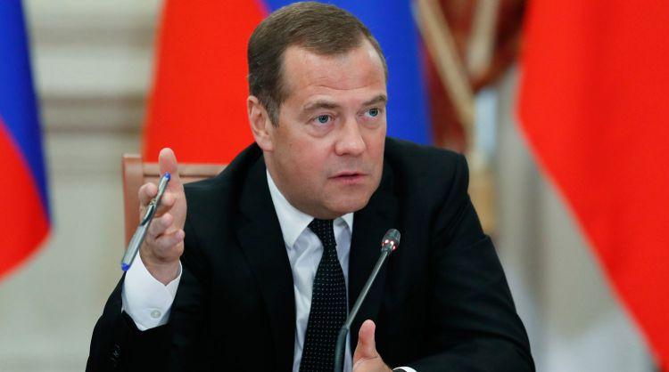 """""""Qərblə münasibətlər kəskin pisləşib"""" -  Dmitri Medvedev"""