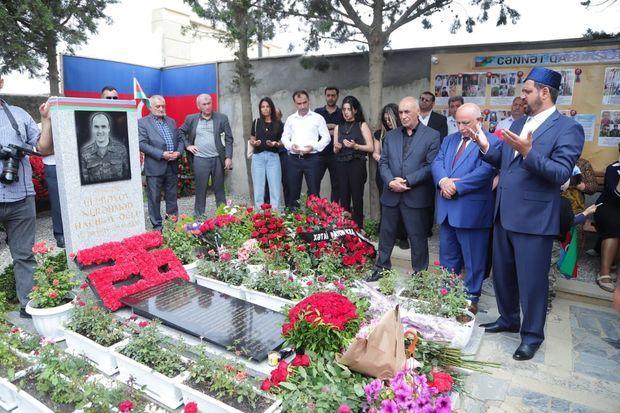 Vətən müharibəsi şəhidinin doğum günüdür -  FOTO
