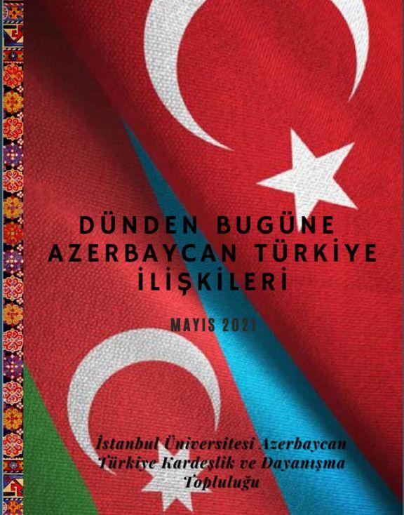 İstanbulda Azərbaycan–Türkiyə münasibətlərindən bəhs edən jurnal dərc edilib