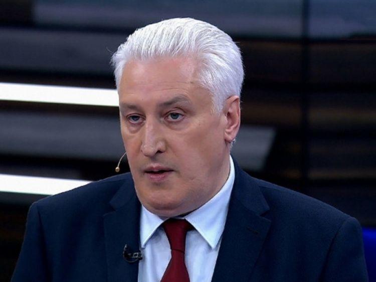 Ermənistana heç bir silah satmaq olmaz -  İqor Korotçenko