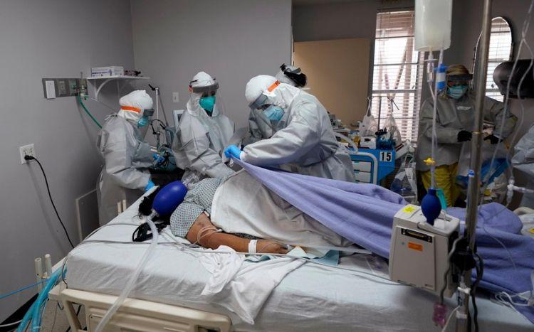 Koronavirusdan ən çox ölüm bu ölkələrdə olub