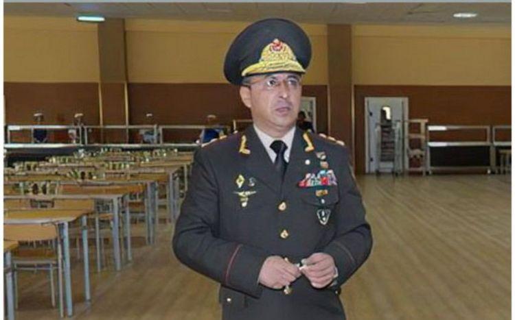 Həbsdə olan general Rövşən Əkbərovun istintaqı yekunlaşıb
