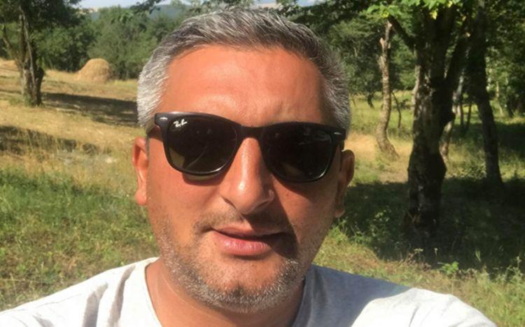 Kəlbəcərdə minaya düşərək xəsarət alan rejissor danışıb -  VİDEO
