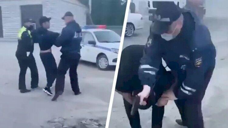 Rusiyada polisin öldürdüyü azərbaycanlı gəncin anası danışdı -  FOTO