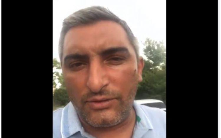 Mina partlayışında yaralanan AzTV əməkdaşı evə buraxılıb -  VİDEO