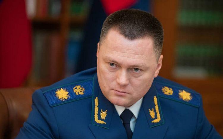 Rusiyadakı azərbaycanlılar Baş prokuror İqor Krasnova müraciət etdi