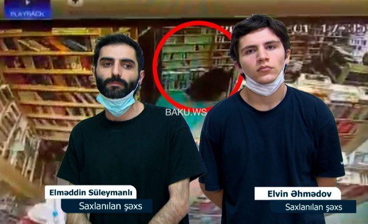 """Elvin Əhmədov açıqlama yaydı:  """"Biz kitab oğurlamamışıq"""""""
