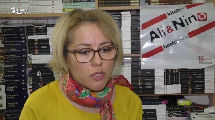 """Deputat kitab oğurluğundan danışdı:  """"Nigar Köçərli xəta edib"""""""