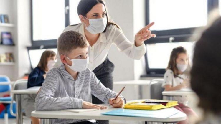 Koronavirusa yoluxan şagird və müəllimlərin sayı açıqlandı