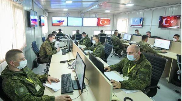 Türkiyə və Rusiya Ağdamdakı birgə monitorinq mərkəzinin fəaliyyətini müzakirə etdi