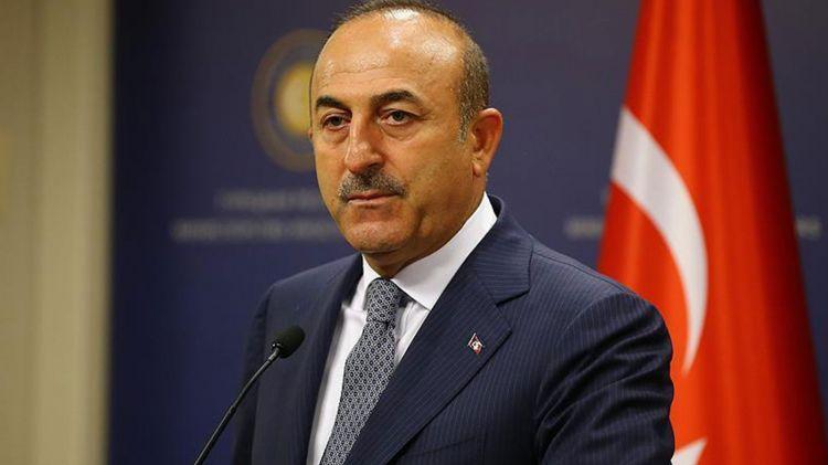"""""""ABŞ bizimlə Qafqazda əməkdaşlıq etmək arzusundadır"""" -  Çavuşoğlu"""