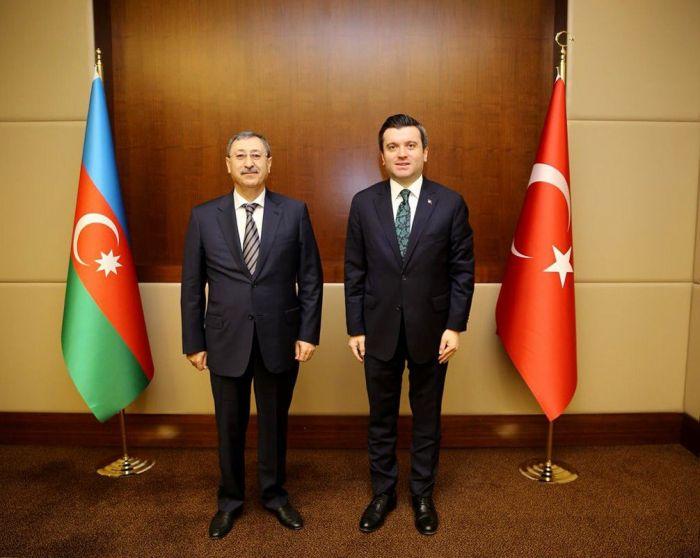 Azərbaycan və Türkiyə XİN-ləri arasında məsləhətləşmələr keçirilib