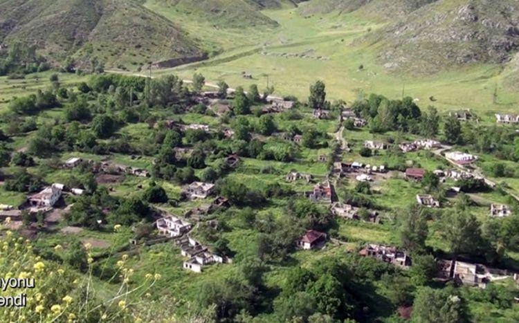 Laçının Bozlu kəndi -  VİDEO