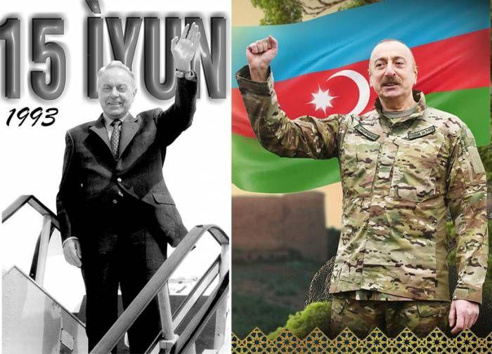 """Azərbaycan tarixinin zəfər salnaməsi:  """"Qurtuluş""""dan """"Qələbə""""yə gedən yol"""