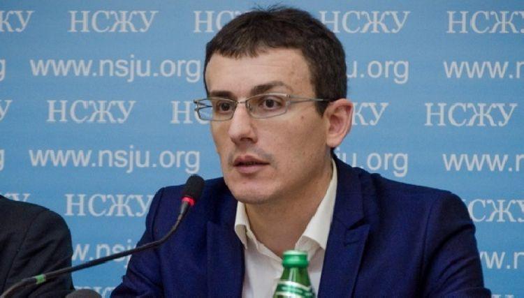 Ukrayna Milli Jurnalistlər Birliyi azərbaycanlı jurnalistlərin həlak olmasına etiraz olaraq bəyanat yayıb