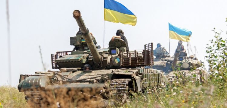 ABŞ Ukraynaya əlavə 150 milyon dollarlıq hərbi yardım ayırdı