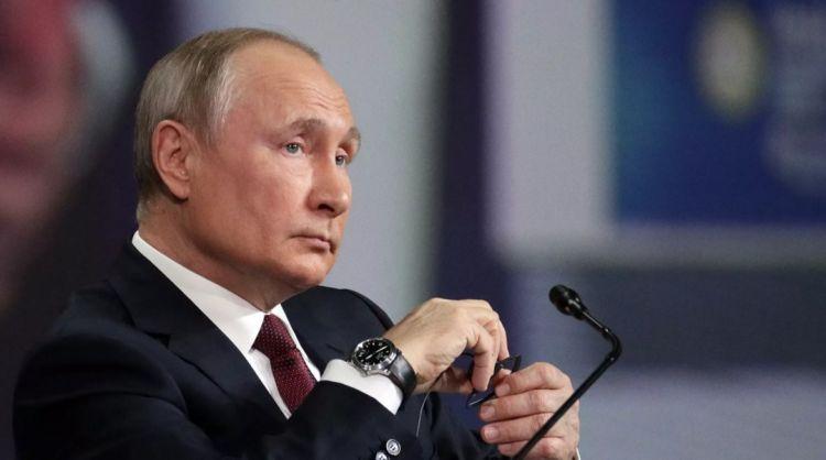 Putin: Rusiya İrana peyk sistemləri verməyəcək