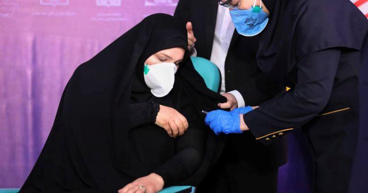 İranda yerli dərmanla peyvəndləmə başlandı