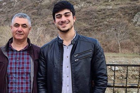 """Şəhid polkovnik oğlundan təsirli sözlər:  """"Hər yerdə səni axtarıram..."""""""