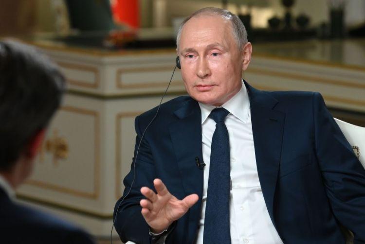 Rusiyada prezident dəyişsə... -  Putin