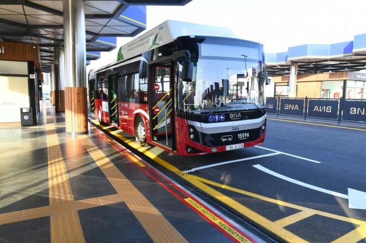 Bu gün Bakıda marşrut avtobusları işləməyəcək