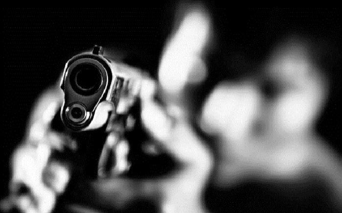 Sumqayıtda evə silahlı basqın edilib
