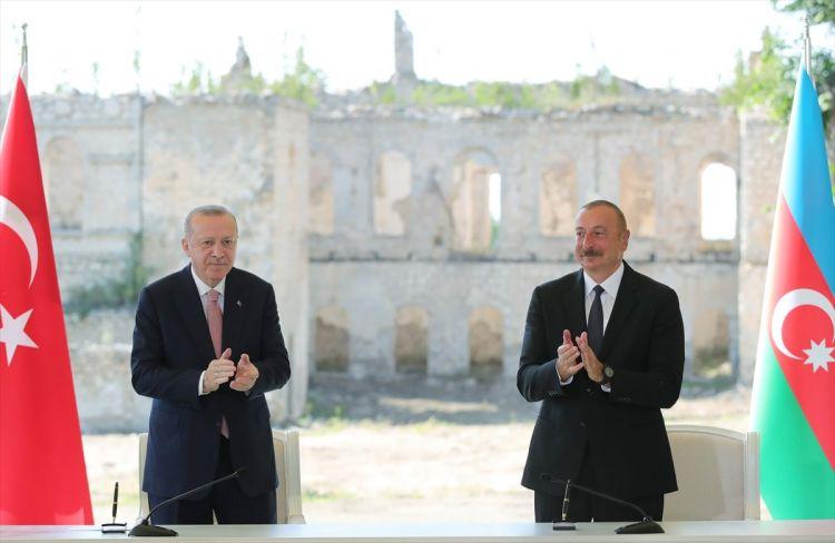 Prezident:  Otuz ilə yaxın davam edən işğala Azərbaycan qardaş Türkiyənin dəstəyi ilə son qoydu