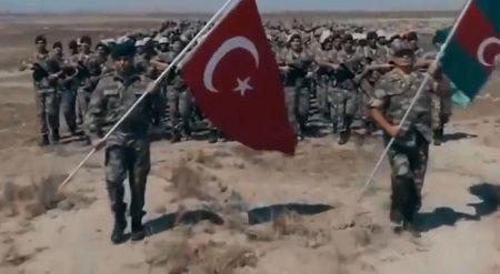 Türkiyə Milli Müdafiə Nazirliyi Şuşa ilə bağlı maraqlı videoçarx paylaşıb