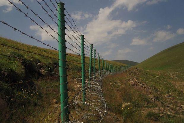 Azərbaycan-İran sərhədində silahlı insident: Cinayətkar zərərsizləşdirildi -  FOTO
