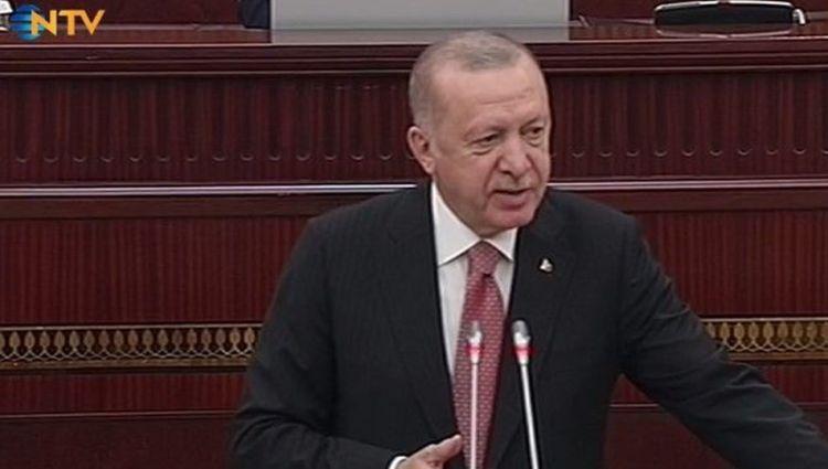 """Ərdoğan:  """"Qafqazda qanayan yara sağalıb"""""""