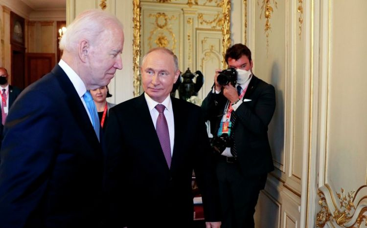 Putin və Bayden arasında görüş başa çatdı - İlkin razılaşmalar