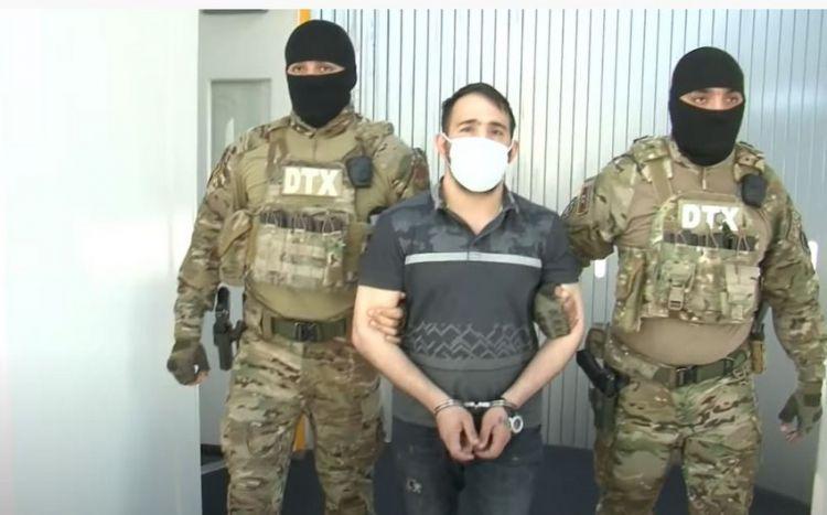 DTX-dan əməliyyat: Suriyada döyüşmüş azərbaycanlı tutuldu -  VİDEO