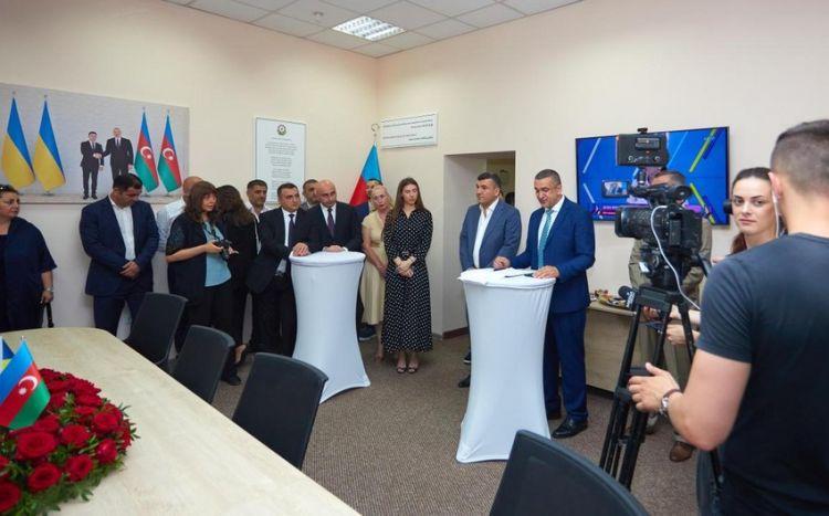 Odessada Azərbaycan Evi açılıb