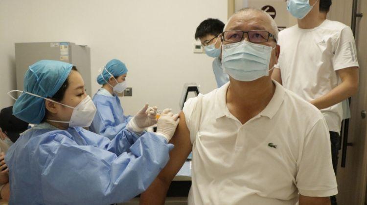 Çində 1 milyarddan çox vaksin vuruldu