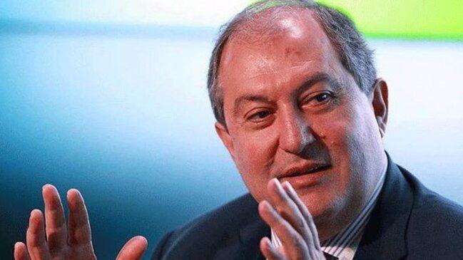 """""""Prezident idarəçiliyini geri qaytarmalıyıq"""" -  Sarkisyan forumdan səsləndi"""
