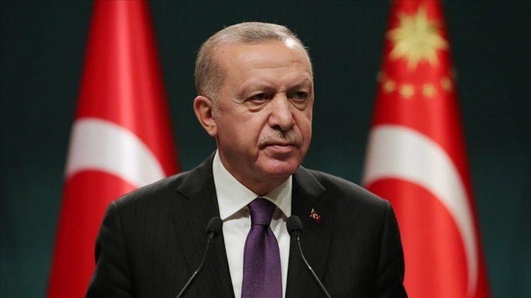 """Türkiyə Prezidenti:  """"Azərbaycana hər cür dəstəyi davam etdirəcəyik"""""""