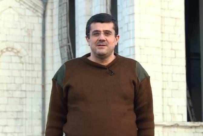 Arayik Arutyunyan Qarabağ ermənilərini mitinqə çağırdı