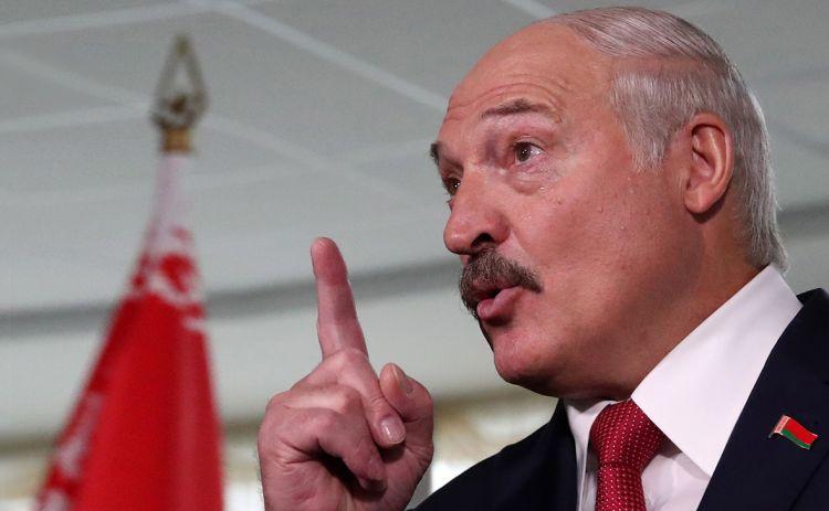 Lukaşenko: Onlar yalançı və alçaqdır