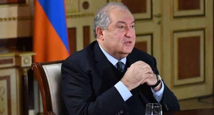 """""""Ölkədə ideologiya, sistem yoxdur""""-  Sarkisyan"""