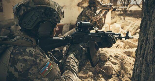Ermənistan silahlı qüvvələri Tovuz istiqamətində mövqelərimizi atəşə tutub