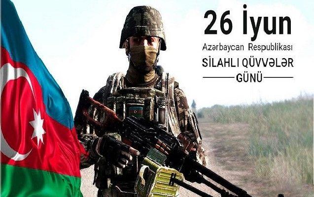 Rəşadətli Azərbaycan Ordusunun yaradılmasından 103 il ötür