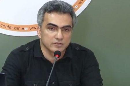 """Edqar Vardanyan:  """"Ermənilər artıq döyüşmək istəmirlər"""""""
