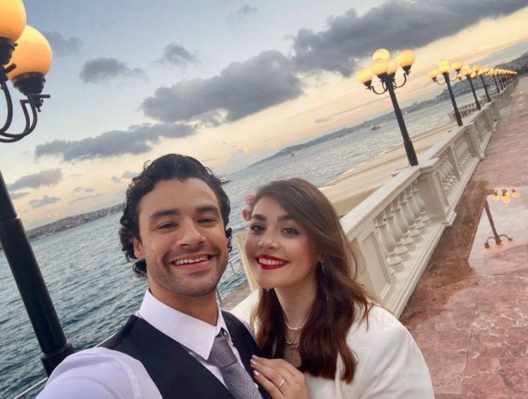 Van Dammın oğlu azərbaycanlı həyat yoldaşı ilə yeni görüntülərini paylaşdı -  VİDEO