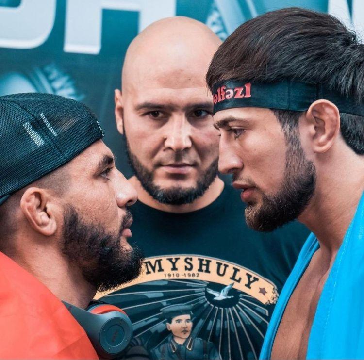 Ermənini məğlub edən azərbaycanlı MMA döyüşçüsü Vətəndə -  FOTO
